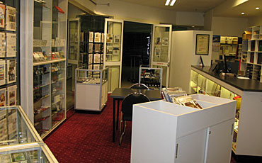Coin and Stamp Place new shop fit-out