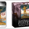 2014: Australian Posters Of World War I – Enlistment 1 Oz Silver Proof Rectangle Coin