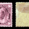 Canada: 1897 Queen Victoria SC 73 10c Brown Violet Mint
